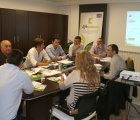 Kick off Meeting LIFE+ VALPORC ADS nº 2 EJEA de los C. (29.10.14)